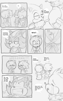 Sonic got Amy Pregnant Pg 56 by sonicxamy09