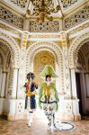 Trinity Blood cosplay - Radu and Seth by Cospoison