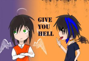 Give You Hell by Sinner23