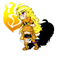 Watch Out..Yang's going to KICKASS!! by AoNeko90