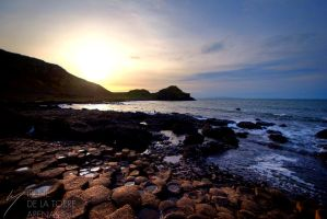 Giant's Causeway VI by Inarita