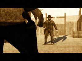 Wild West Duel 4 by Madilloman