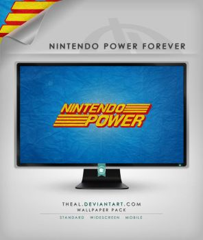 Nintendo Power Forever by TheAL