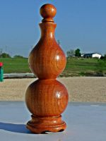 Chinese Gourd Bottle by sakuraknight2000