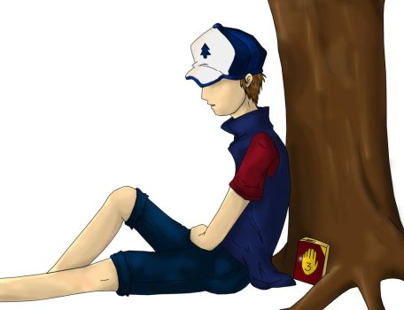 Dipper Pines_GravityFalls [FINAL] by imdangel