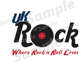 UK Rock logo 1 by Web-zest