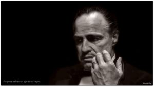 the godfather by piragelos