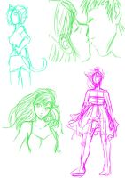 Sketch Dump, take your pick by MoMo2