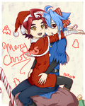 Merry Christmas 2014 by Polkaa
