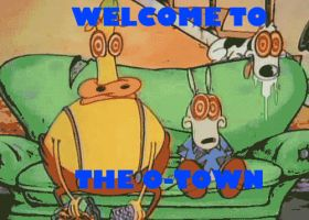 WELCOME TO THE O-TOWN!!! by The-B-Meister