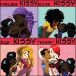 Kissies for Hire by CE-Rap