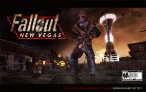 New Vegas Screenshot Collage by GrahamPhisherDotCom