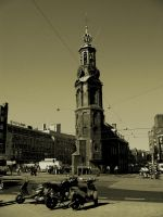 Clock Tower by T0XICboy