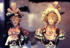Liaisons Porcelaineuses by Alvirdimus