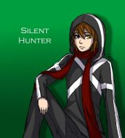 Silent Hunter by DeluCat
