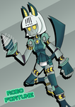 Robo Fortune by Doctor-Dreamy
