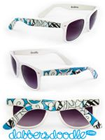 Squirtle Squad Glasses by DablurArt