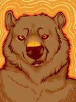 bear by GoreandLoathing