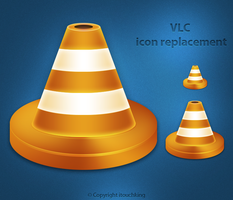 WIP VLC Replacement Icon by itouchking