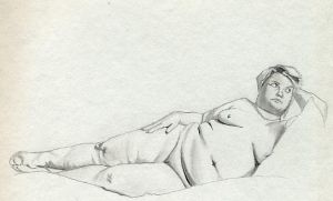 Figure Drawing no. 193 by TheSymbiote