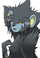Locke the Luxray by D-Robzz
