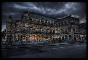 A Night at the Opera HDR by ISIK5