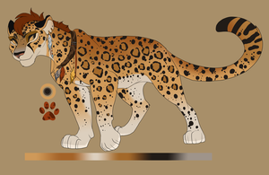 Jaguar Adoptable Auction by Kitchiki