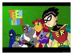 Teen Titans by Silver-Dreams