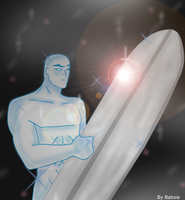 The Silver Surfer by Oracle01