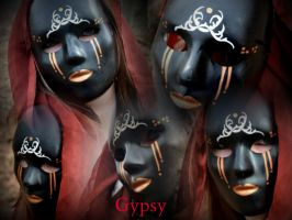 Gypsy Collage by TheSterlingDragon
