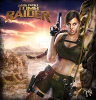 Tomb Raider Games by Maryneim