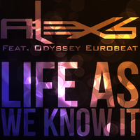Life As We Know It Cover Art by MyLittleVisuals
