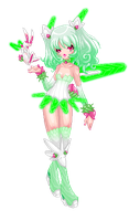 Light Blaster Chloris by leviathen