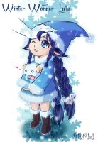 Winter Wonder Lulu by Refel-Salala