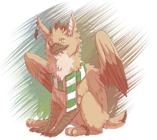 Grif by crow559