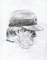 Pete Rose by kamin2000