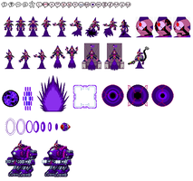 Heartless -New Design- Sprites by Dictator-Heartless