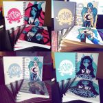 New sketchbooks by poliip