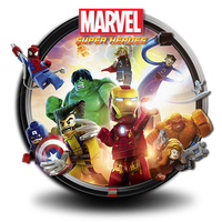 LEGO Marvel Super Heroes icon by s7 by SidySeven