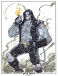 Lobo marker commission by JoeyVazquez