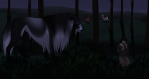 It's Dark - WF39 Taming 3 by Cougar28