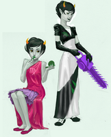 Looking Good Kanaya by Doodle-Master