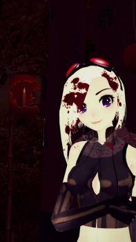 Bloody-chan by Silver-Star-01