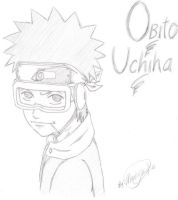 Obito Uchiha by Anime-Maika