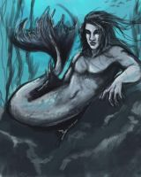 The Merman by LDBussell