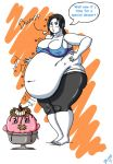 Special_ training_whit_the_wii_fat by Danixdrak