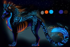 SOLD TO PIN-Dragon on FA by kaylin540