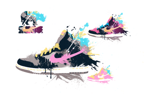 Nike by Trick-ery
