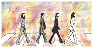 Abbey Road by godsavetherock