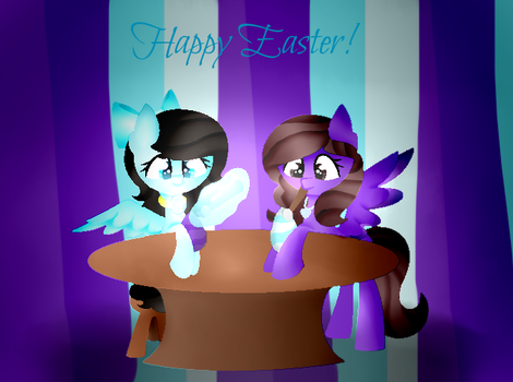 Happy Easter!!! by MLPWindBreeze